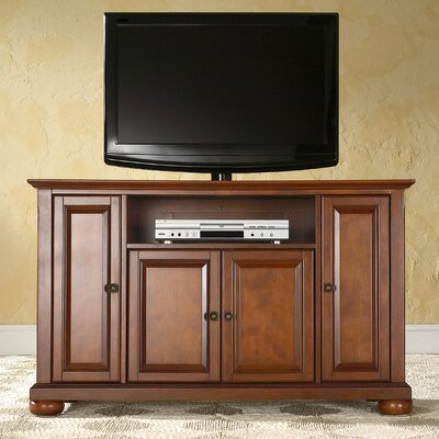 Marjorie Cedarwood 48 TV Stand Color: Classic Cherry