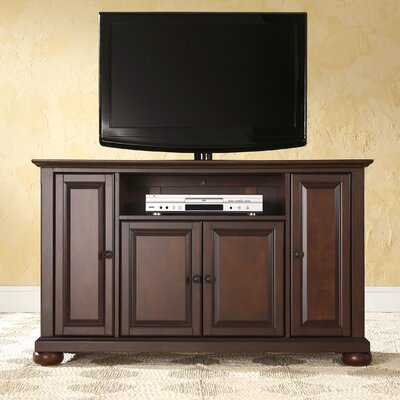 Marjorie Cedarwood 48 TV Stand Color: Vintage Mahogany