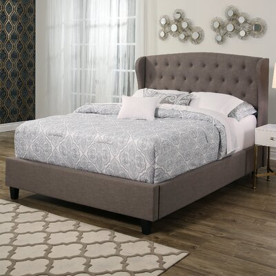 Joann Tufted Upholstered Platform Bed Size: Full