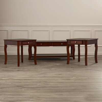 Bethel 3 Piece Coffee Table Set