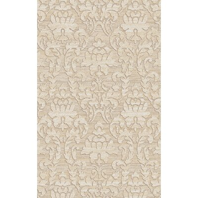 Limewood Ivory Rug Rug Size: 8 x 11