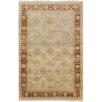 Cecilia Beige Area Rug Rug Size: Rectangle 2 x 3