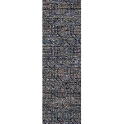 Limewood Grey Area Rug Rug Size: Runner 26 x 8