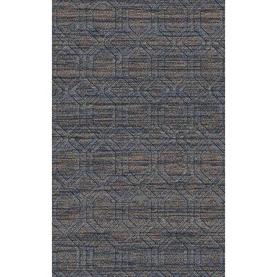 Limewood Grey Area Rug Rug Size: 2 x 3