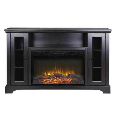 Harriet 57 TV Stand with Fireplace