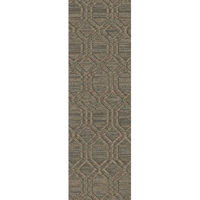Limewood Ivory Rug Rug Size: Runner 26 x 8