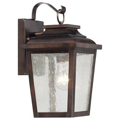 Mayhugh 1-Light Outdoor Wall Lantern