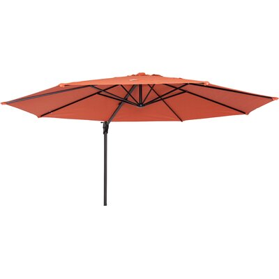Maryann 12 Cantilever Umbrella Fabric: Terracotta