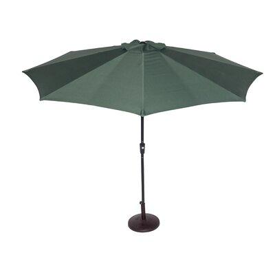 10 Kristine Umbrella Color: Moss Green