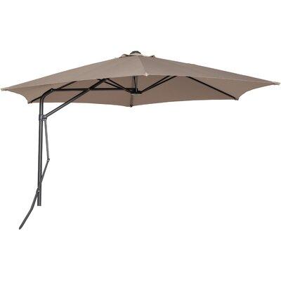 10 Kristine  Umbrella Color: Tan