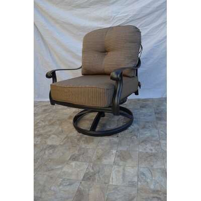Kristy Swivel Club Chair