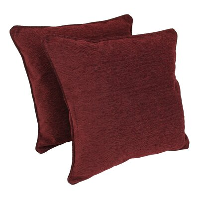 Lula Chenille Floor Pillow