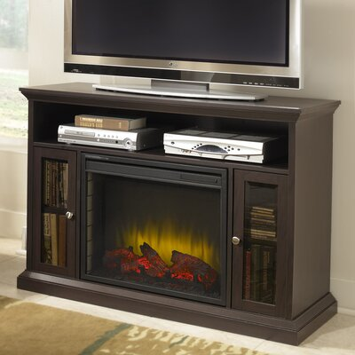 Kelli 47 TV Stand with Fireplace
