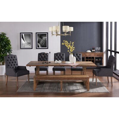 Jacquelyn 8 Piece Dining Set