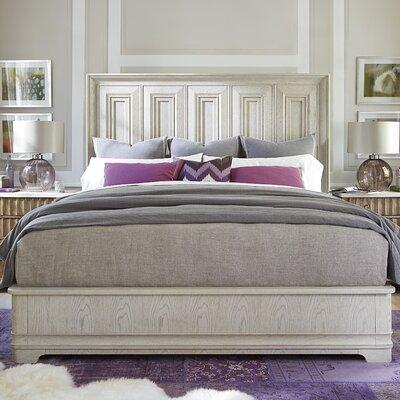 Dianna Panel Bed Size: King, Finish: Malibu