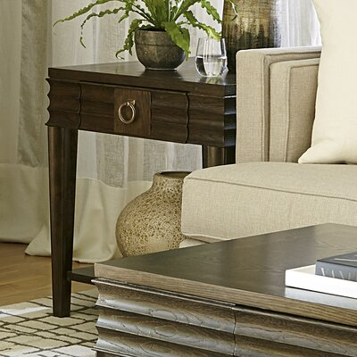 Dianna End Table Finish: Hollywood Hills