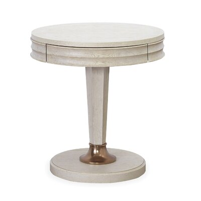 Dianna End Table Finish: Malibu