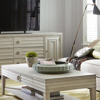 Dianna Coffee Table Finish: Malibu