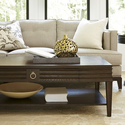 Dianna Coffee Table Finish: Hollywood Hills