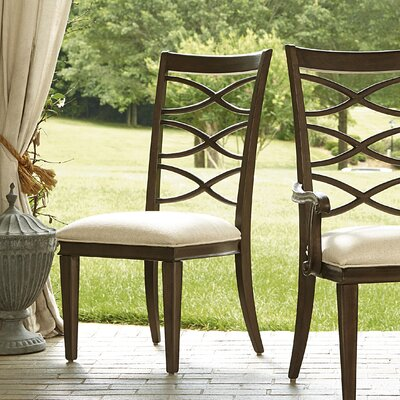 Dianna Side Chair (Set of 2) Finish: Hollywood Hills