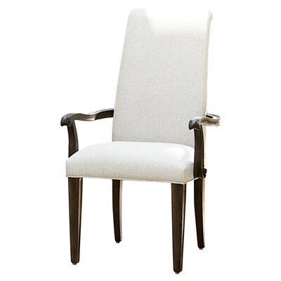 Dianna Arm Chair (Set of 2) Finish: Hollywood Hills