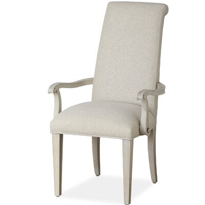 Dianna Arm Chair (Set of 2) Finish: Malibu