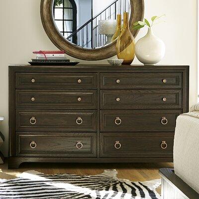 Dianna 8 Drawer Dresser Color: Hollywood Hills