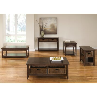 Lipsky 3 Piece Coffee Table Set