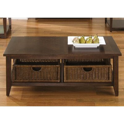 Lipsky Basket Coffee Table