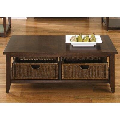 Lipsky Basket Coffee Table