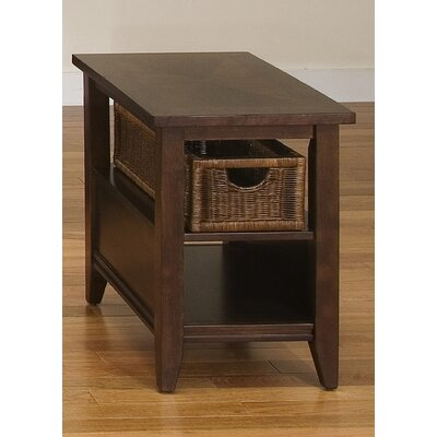 Lipsky Basket End Table