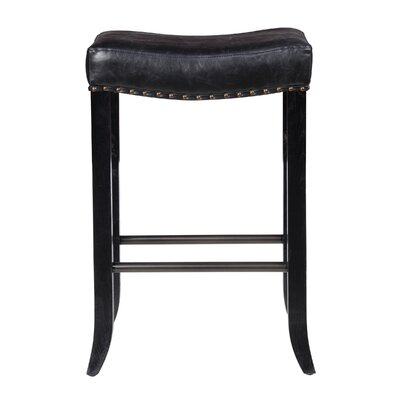 Varville 30.3 inch Bar Stool With Cushion