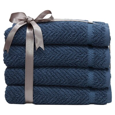 Hand Towel Color: Midnight Blue