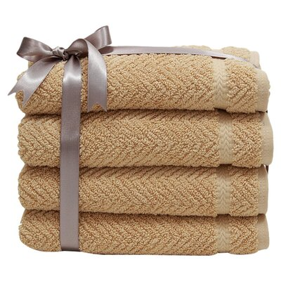 Hand Towel Color: Warm Sand