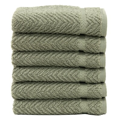 Wash Cloth Color: Light Olive