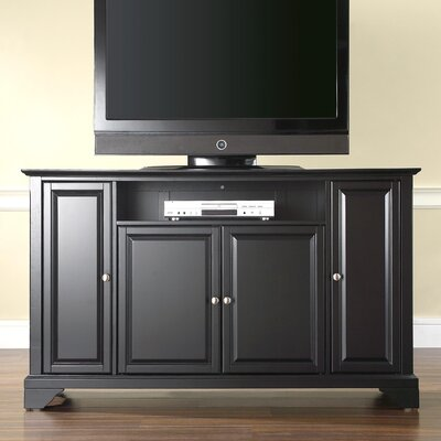 Abbate 60 TV Stand Color: Black