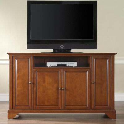 Abbate 60 TV Stand Color: Classic Cherry