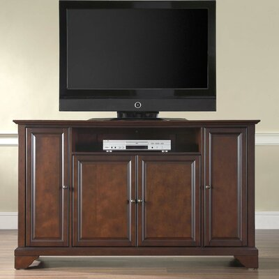 Abbate 60 TV Stand Color: Vintage Mahogany