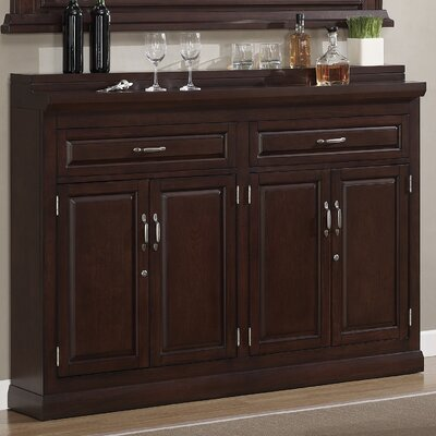 Rachael Bar Cabinet with Wine Storage