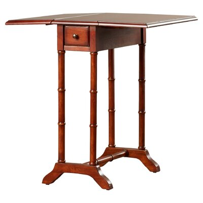 Trisha End Table Color: Umber