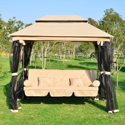 Debora Patio Porch Swing