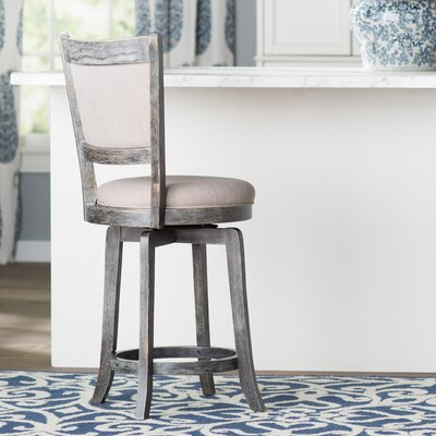 Topeka 24 Swivel Bar Stool