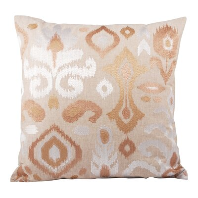 Beaconsfield Cotton Throw Pillow