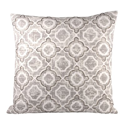 Becker Cotton Throw Pillow