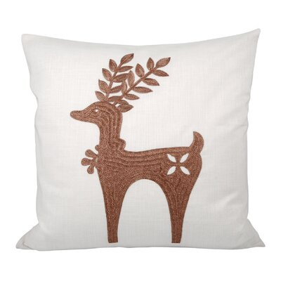 Beckersley Cotton Throw Pillow