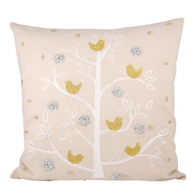 Beckworth Cotton Throw Pillow