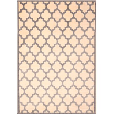 Beecroft Light Blue/Ivory Area Rug Rug Size: 710 x 112