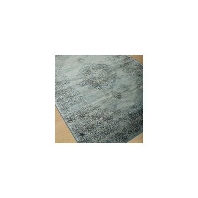 Beecroft Blue/Dark Blue Area Rug Rug Size: 710 x 112