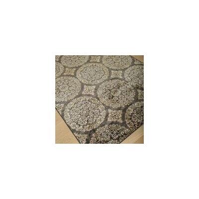 Beecroft Gold/Chocolate Area Rug Rug Size: 5 x 8