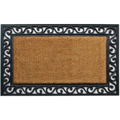 Begonia Doormat